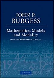 Book Mathematics, Models, and Modality: Selected Philosophical Essays