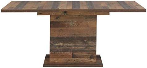 RASANTI Esstisch ausziehbar Clif von Forte Old-Wood Vintage