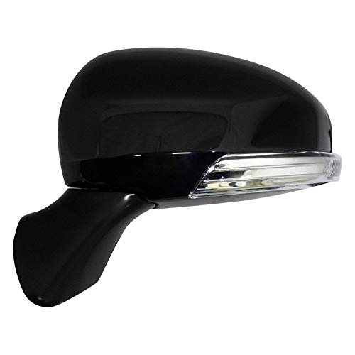 Replace TO1320352 - Driver Side Power View Mirror (Heated, Foldaway) Sawyer Auto
