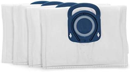 Rowenta Silence Force Compact RO6357EA Aspirador con bolsa de alta filtración con 3,5 L de capacidad + ZR200520 Bolsa Aspiradora para Silence Force, 4A, Compact, X-trem Power, Pack 4 Unidades, Blanco: Amazon.es: