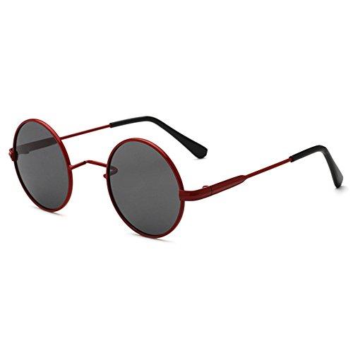Juleya enfant rond lunettes de soleil polarisées Kid infantile garçons fille TAC Polaroid lunettes de sport en plein air C6