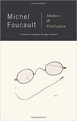 michel foucault history of madness pdf free