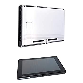 Image of Chrome Silver Custom Console for Nintendo Switch (Tablet Only) Consoles