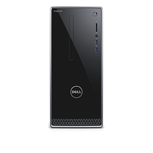 Dell I36560022BLK Inspiron Desktop AMD A8-Series 8GB Memory 2TB Hard Drive Black