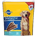 Pedigree DentaStix Daily Oral Care Dog Snack Food Large – 32 ct., My Pet Supplies