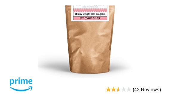 Skinny Coffee Club 28 Day Weight Loss Program Promotes Fat Burning Powerful Weight Loss