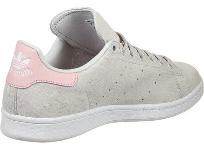 Adidas Stan Smith W - Bb5048 Hvit-grå-beige
