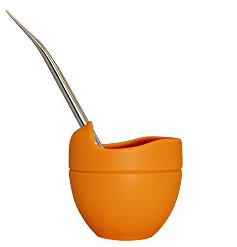 yerba-mate-silicone-gourd-and-bombilla-combo-sunrise-orange