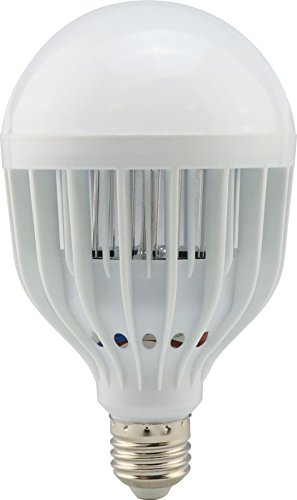 Cheap  Total Vision LED Bug Zapper Light Bulb,Bug Killer for Outdoor Porch Patio..