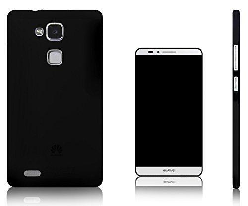 Xcessor Vapour Flexible TPU Gel Case For Huawei Ascend Mate 7 Phablet. Black