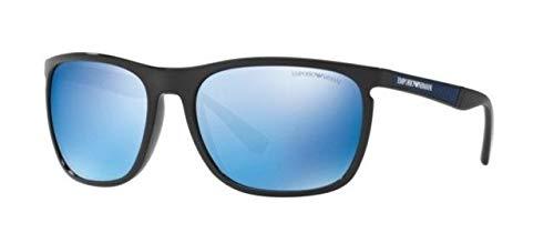Emporio Armani 0EA4107 Gafas de sol, Black, 59 para Hombre ...