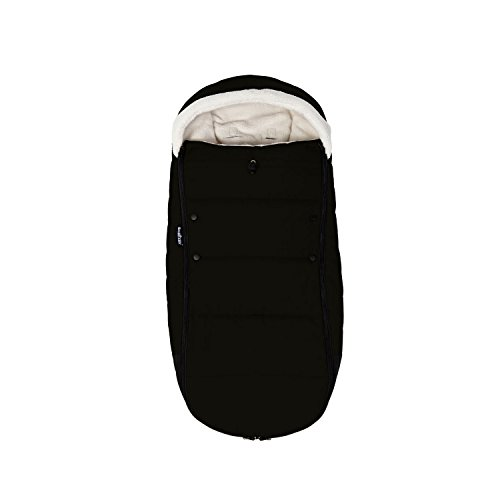 BABYZEN Footmuff - Black by Baby Zen USA