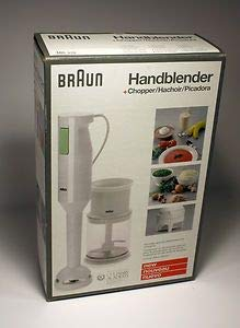 Braun MR370 white