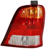 TYC 11-5212-01 Ford Windstar Driver Side Replacement Tail Light Assembly