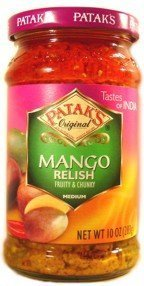 Medium Mango Relish - Net Wt. 10 oz. by Unknown