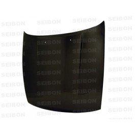 Seibon Carbon Fiber OEM-Style Hood Nissan S13 JDM 89-94 (Oem Carbon S13 Nissan)