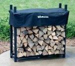 10 best covered outdoor log holder