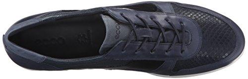 ECCO Touch Sneaker, Zapatillas para Mujer Azul (MARINE/MARINE50642)