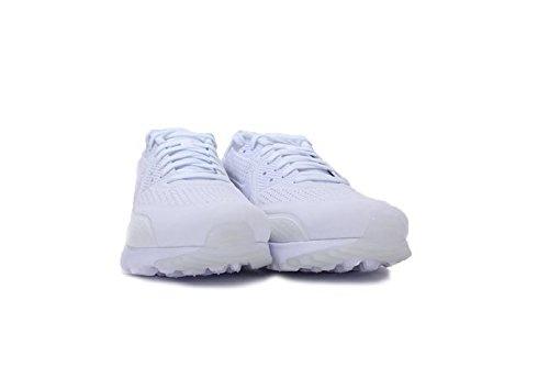 Nike Air Max 90 Ultra Moire, Zapatillas de running Para Hombre Blanco (White / White-White-White)