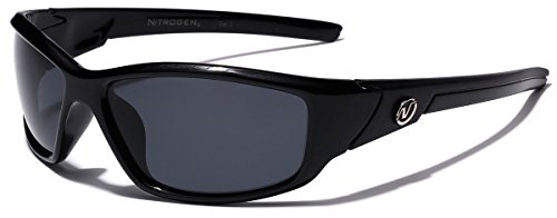 Polarized Sport Running Cycling Golf - Wrap Mens Sunglasses