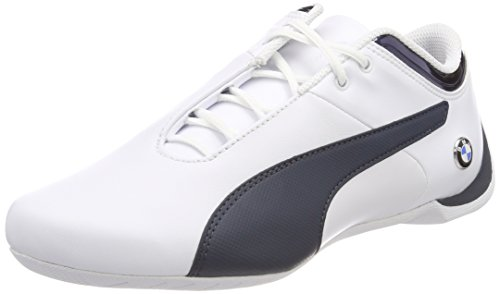 Puma Blue team BMW White Mixte Puma Adulte Cat Basses Sneakers Blanc Future Ms BT7wCqBU