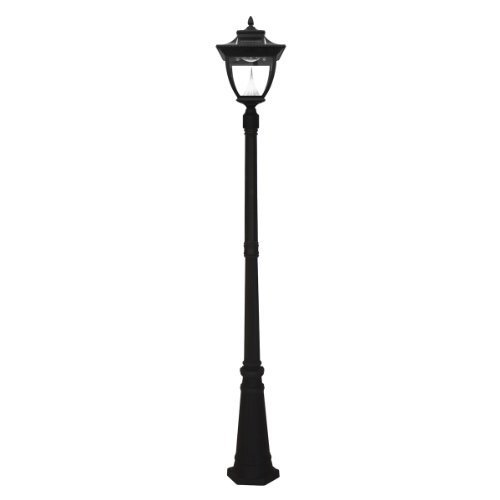 Gama Sonic Pagoda Solar Lamp in US - 4