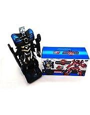 Transformers Car Kids Toy (sound + light + motion + human)