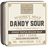 Scottish Soap Soap In A Tin Dandy Sour