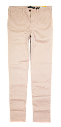 American Eagle Men's 360 Extreme Flex Slim Straight Chino Pant 3684 (31x32, 615 Dusty Pink)