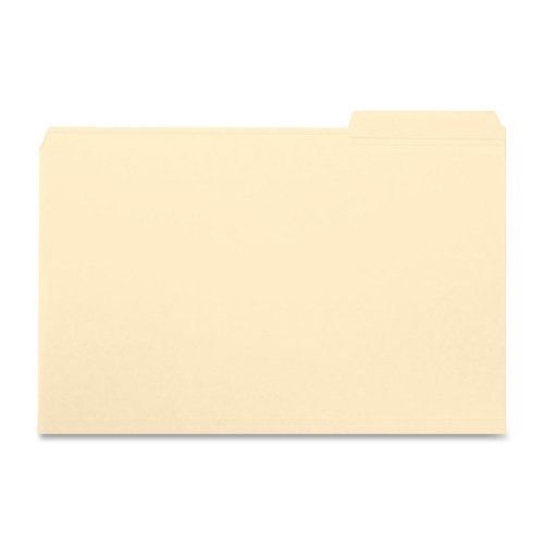 Smead Top Tab File Folder - Letter - 8.5