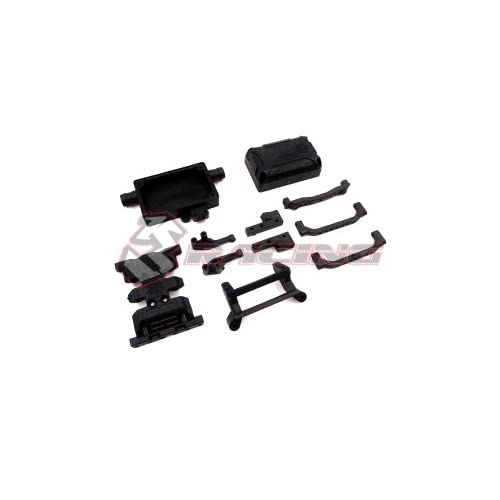 Integy RC Model Hop-ups CRA-102 Chassis Frame Component For Crawler EX