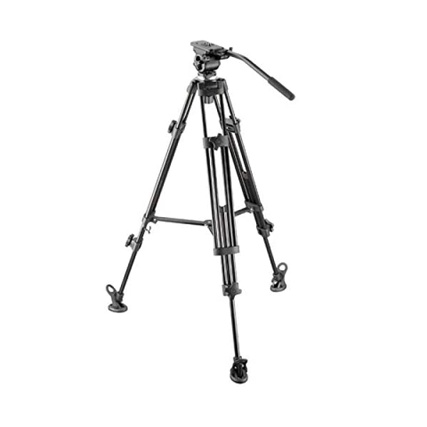 RetinaPix E-Image EI-7050-AA 6ft Tripod Stand Kit with Fluid Head for DSLR Camera Payload 5KG