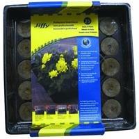 Jiffy 42mm Professional Greenhouse 25-Plant Starter Kit