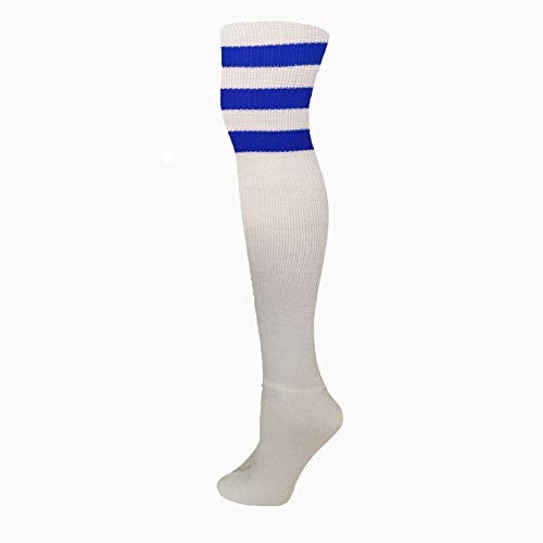AJs Retro Thigh High Tube Socks -