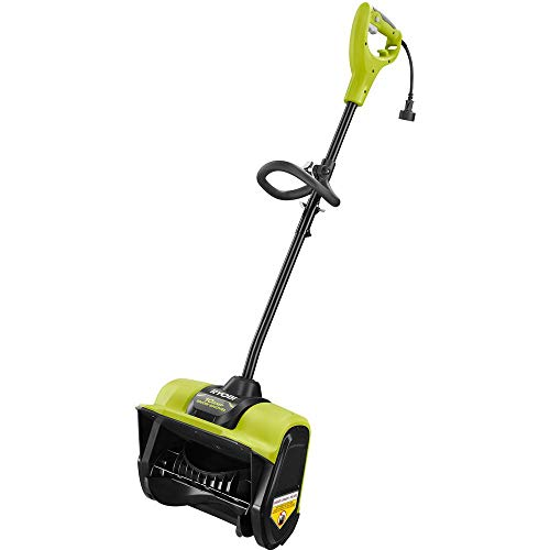RYOBI 12 in. 10 Amp Corded Electric Snow Blower Shovel, RYAC804-S, (Bulk Packaging, Non-Retail Packaging)