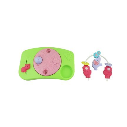 Fisher-Price Pretty in Pink Elephant Booster Seat - Replacem