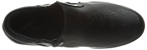 Easy Street Womens Boot Dinamico Nero / Nero Croco / Gore
