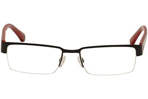 26b7c3ade101 Emporio Armani Montures de lunettes 1006 Pour Homme Matte Black, 51mm 3014   Black ...