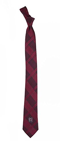 South Carolina Gamecocks Tie Skinny Woven Polyester Necktie