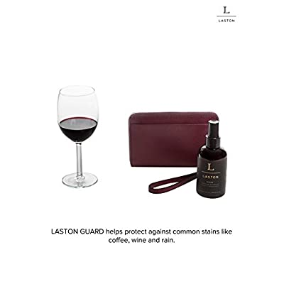 Laston Guard Stain & Rain Protector Spray 6oz Water Repellent | Designed for Handbags & Purses | Works on Leather, Fabric, and Suede: Automotive