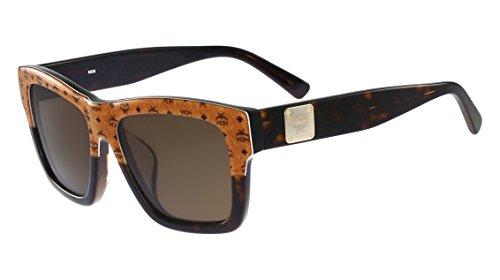 Sunglasses MCM 607 SA 258 COGNAC - Sunglasses Mcm