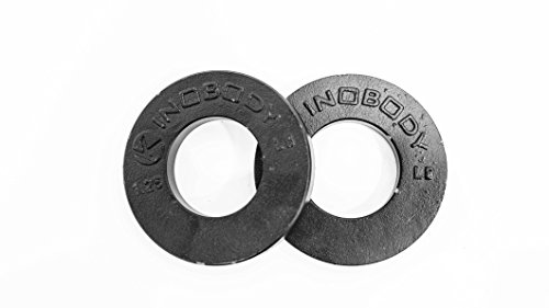 Kinobody (Set of 2) 1.25 Pounds Each, Fractional Plates For Microloading and Strength Training