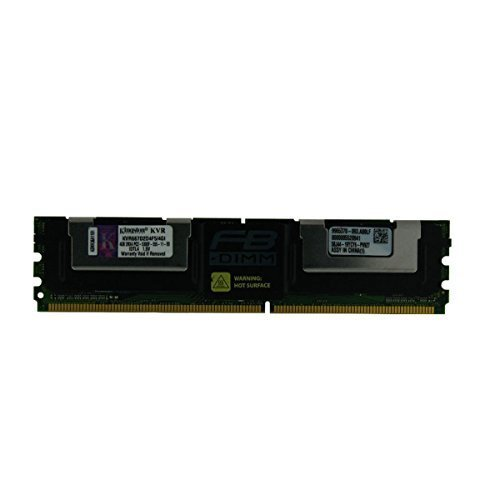 Kingston ValueRAM 4GB 667MHz DDR2 ECC Fully Buffered CL5 ...