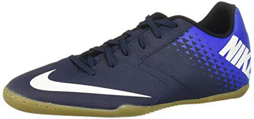 Nike Bomba IC Mens Soccer-Shoes 826485-414_9 - Obsidian/White-Racer Blue