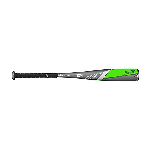 Easton Junior JBB16S310B S3 Aluminum Big Barrel Baseball Bat, 27