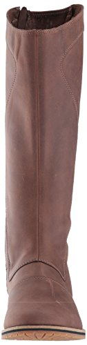 Columbia Womens Twentythird Ave Botte Haute Imperméable Robe Uniforme Chaussure Tabac, Oxford Tan