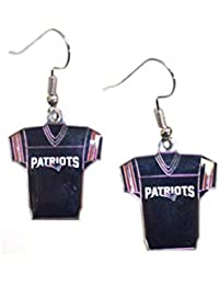 NFL womens NFL Jersey Dangler Earrings