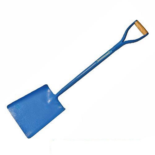 Silverline Forged Square Mouth Shovel 1060mm by Silverline