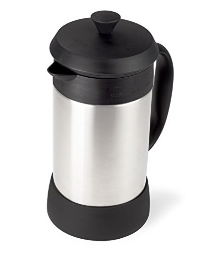GSI Outdoors Glacier Stainless 1-Liter Java Press by GSI Outdoors