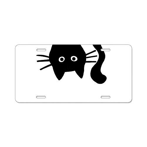 CafePress - Aluminum License Plate - Aluminum License Plate, Front License Plate, Vanity ()